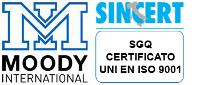 Certification UNI EN ISO 9001:2000